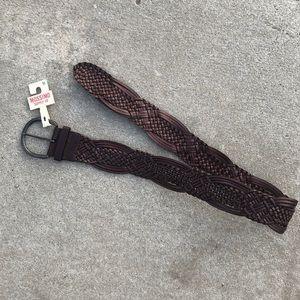 Mossimo woven women's belt